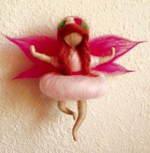 Waldorf fairy Doll for sale
