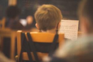 Steiner School - Javea Costa Blanca - in the classroom