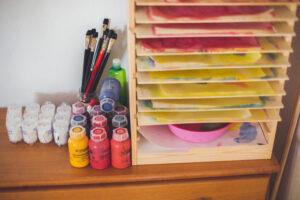 Pintura - Waldorf El Montgo English International School