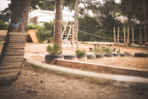 PLasyground at the Waldorf International School in Javea