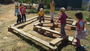 Actividades en el Jardin - Escuela Waldorf