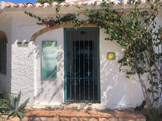 Puerta/Entrada/Salida Grupo Elisa